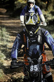 Dirt bike — Stockfoto