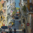 Stock Photo: Old Puerto Rico Street