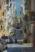 Old Puerto Rico Street — Stock Photo