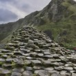 Stock Photo: Giants Causeway - Northern Ireland