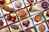 Chocolates — Stock Photo