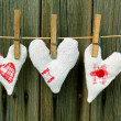 Stock Photo: hearts