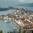 Stock Photo: Poros island of Greece 2011