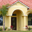 Entryway to a Middle Class Home in Florida — Stock Photo #9298214