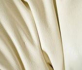 Leather background ,white abstract texture — Stock Photo