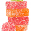 Sweets tower. — Stock Photo #9157504
