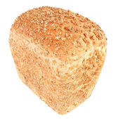 Bread top view — Stock Photo