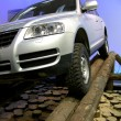 Offroad Car — Stock Photo