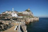 Ibrahim-al-Ibrahim Mosque, Gibraltar — Stock Photo