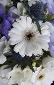 Brides wedding bouquet of flowers — Stock Photo