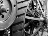 Old style transportation — Stock Photo