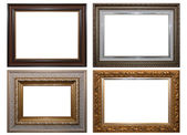 Frame baget — Stock Photo