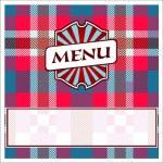 Menu Card Design — Stock Vector #10222629