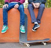 Planches à roulettes — Photo