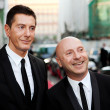 Stock Photo: Domenico Dolce and Stefano Gabbana