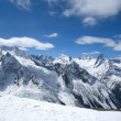 Beautiful high mountains of Caucasus — Stock Photo #9187546