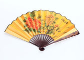 Traditional Chinese fan — Stock Photo