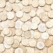 The background of the coins — Stock Photo #9237650