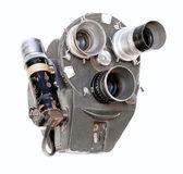 Old movie camera — Zdjęcie stockowe