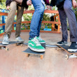 Skateboarders - Stock Photo