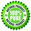 Royalty-Free Stock Photo: Pure natural product