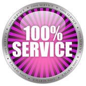 100 service — Stock Photo