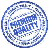 Selo de qualidade Premium — Fotografia Stock