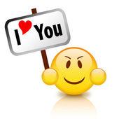 Te quiero — Foto de Stock