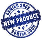 Nieuwe product stempel — Stockfoto