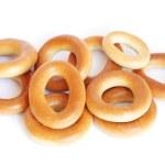 Bread rings — Stock Photo