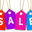 Sale icon — Stock Photo #9897839