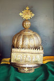 Ancient Ethiopian crown — Stock Photo