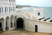 Door of no return at Cape Coast castle — Stock Photo