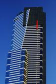 Eureka Tower in Melbourne — 图库照片