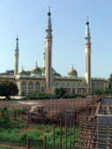 View of the Grand Mosque in Conakry — Stock Photo