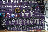 Bijoux touareg à vendre au niger — Photo