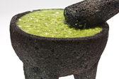 Salsa verde — Foto de Stock