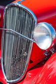 Antique Sports car — Stock Photo