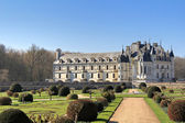 Chenonceau castle in Loire — Stock Photo