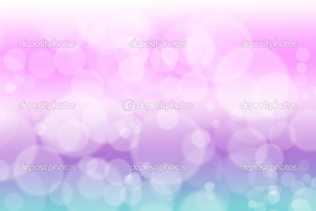 Soft and dreamy bokeh background — Stock Photo ...