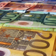 ������, ������: Cash Euro currency