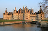 Chambord castle in Loire valley — Stock Photo