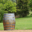Royalty-Free Stock Photo: Wine Barrel