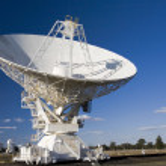 Compact Array Telescope — Stock Photo #9257080