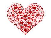 Heart Of Hearts — Stock Vector