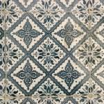 Traditional portuguese tiles, Azulejos — Stock Photo #10393740