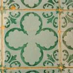 Traditional portuguese tiles, Azulejos — Stock Photo #10393780