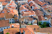 Leiria old town, Portugal — Stock Photo