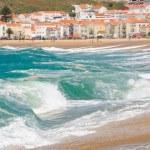 Nazare, Portugal — Stock Photo