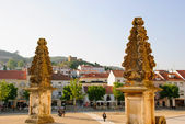 Alcobaça monastery, Portugal — Stock Photo